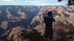Rob Grand Canyon