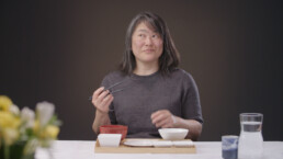 BBC Ideas Table Manners Interview Japanese Woman Video Production