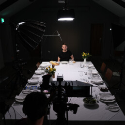BTS BBC Ideas Table Manners